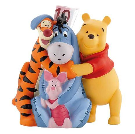 Mealheiro Winnie the pooh Disney bullyland