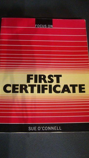 first certificate e focus on - ingles avançado 7ºgrau