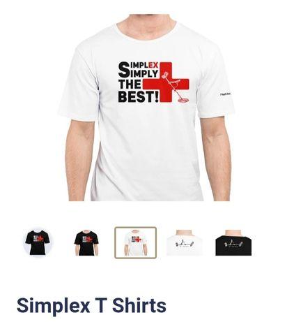 T-Shirt koszulka Nokta Makro Simplex L
