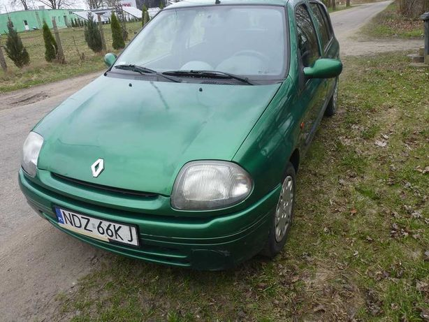 Renault Clio II benzyna