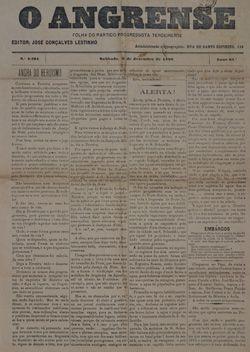 O Angrense - jornal