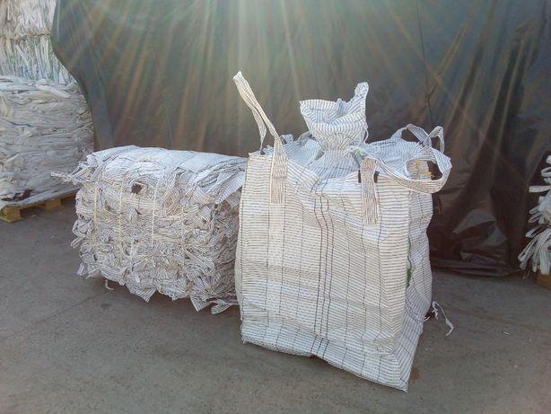 Big BAG BAGSY duże worki 102/105/176 cm na pasze,warzywa,granulat