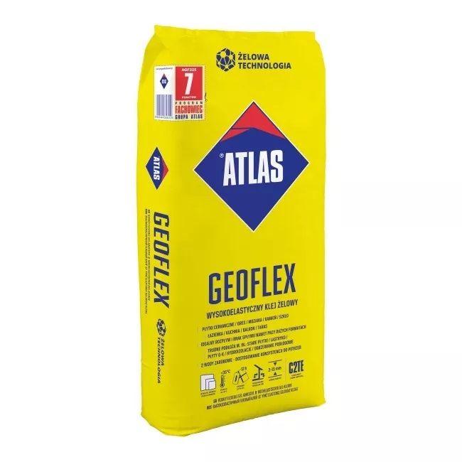Atlas Geoflex Wysokoelastyczny klej żelowy 25kg Stachlew - image 1