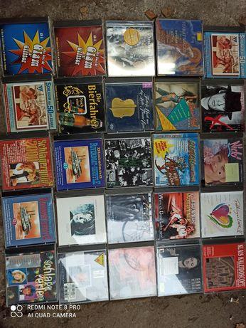 Wielki zestaw płyt CD 158 sztuk