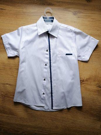 Koszula dziecięca z krótkim rękawem