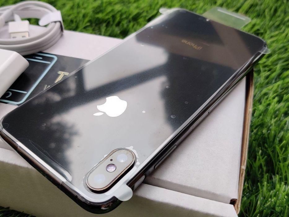 iPhone XS 256GB SPACE GREY Szary Silver Srebrny Bateria 96% Gwarancja Warszawa - image 1