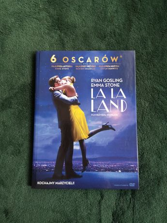 Film La La Land  DVD