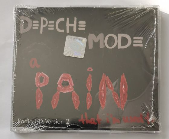 Depeche Mode - A Pain That I'm Used To - RLCDBong 35 - EU - CD Promo