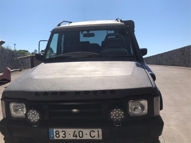 Land rover discovery 200