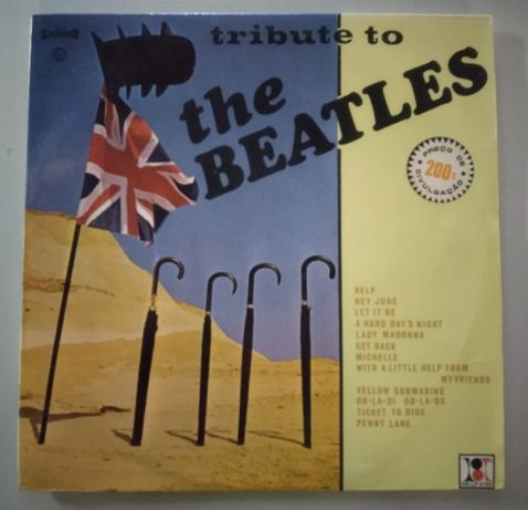 """LP """"Tribute to the Beatles"""""""