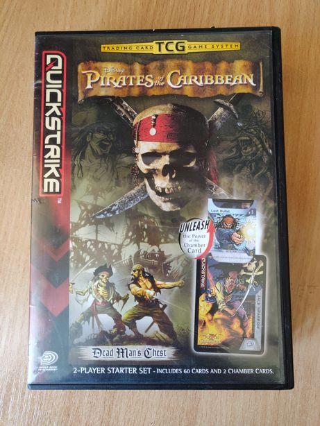 """Карточная игра """" Пираты Карибского Моря: Сундук Мертвеца """""""