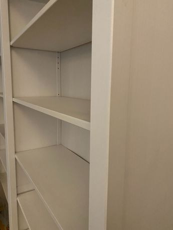 Regał IKEA HEMNES biała bejca