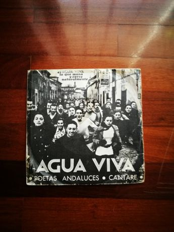Agua Viva - Poetas Andaluzes (SINGLE)