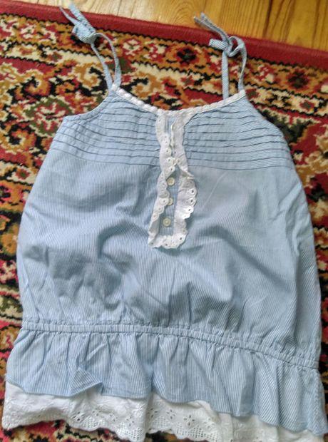 Bluza sukienki kombinezon bluzka