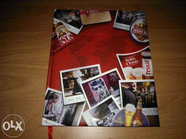 Kalendarz Tyskie 2009