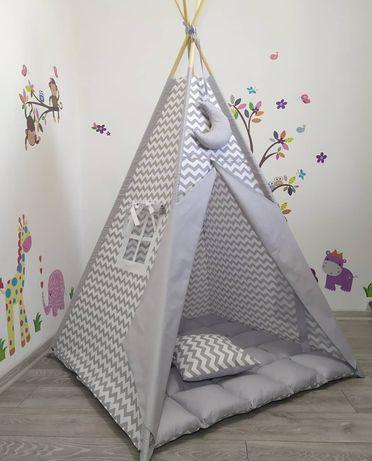 Вигвам для мальчика палатка для хлопчика вігвам шатер намет
