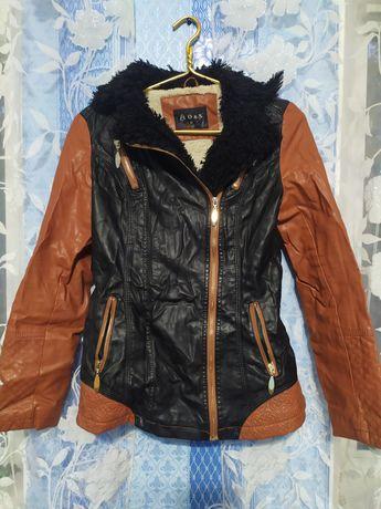 Куртка косуха, пальто