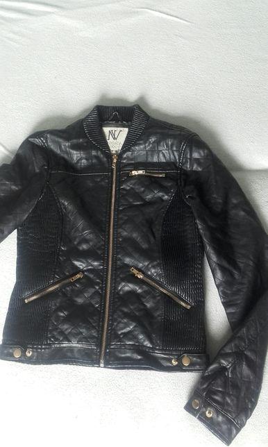 Ramoneska kurtka XS czarna z Kanady
