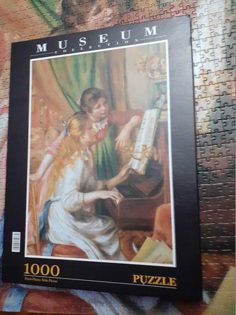 Puzzle Museum Collection Renoir Demoiselles au piano c/novo