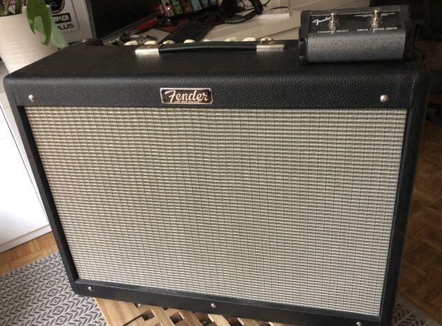 Fender Hot Rod Deluxe 4 - idealny - wzmacniacz gitarowy lampowy