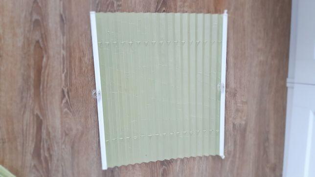 Plisy okienna dwie sztuki