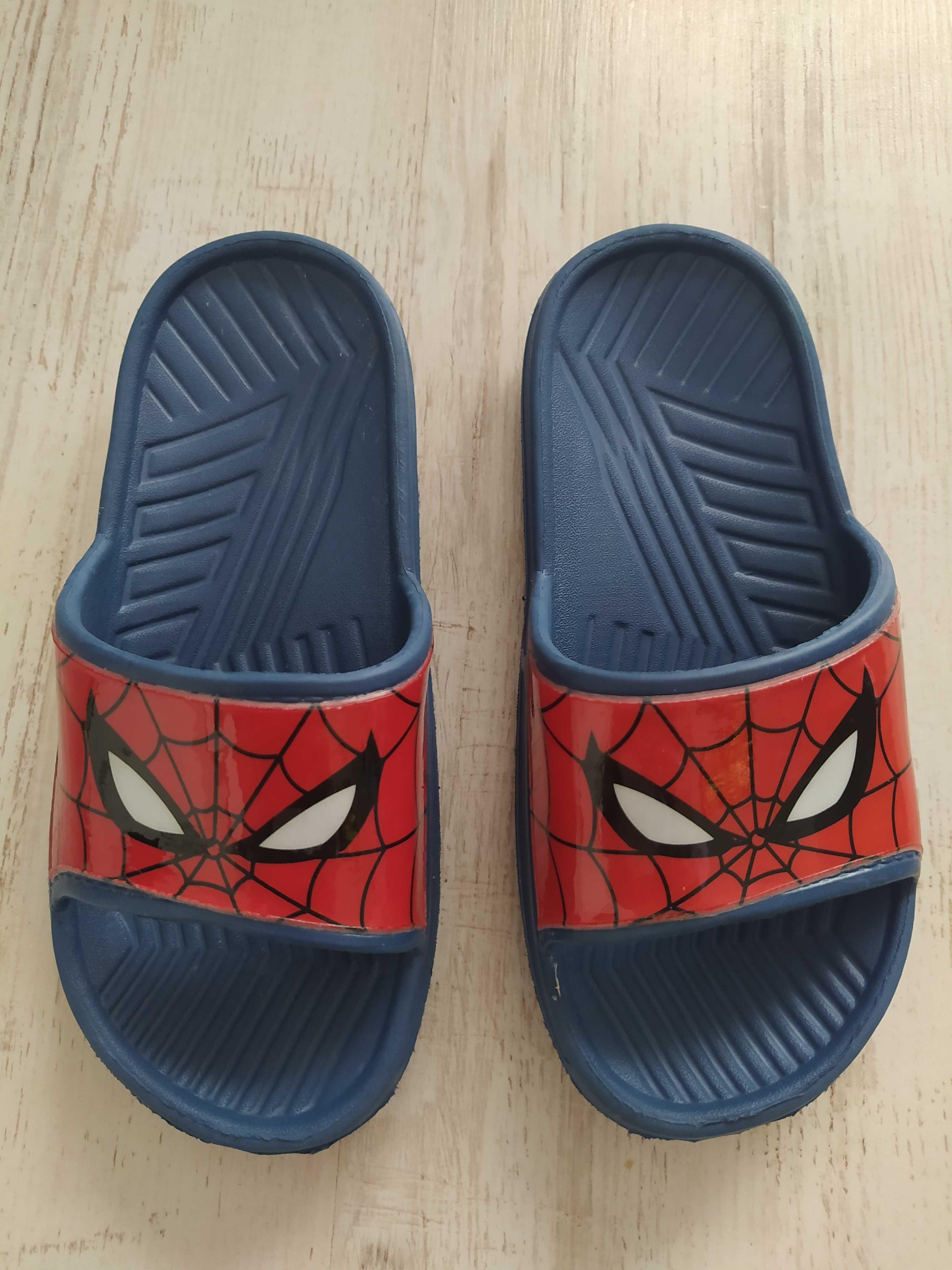 Klapki Spiderman rozm.27/28