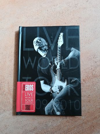 Eros Live World Tour 2009/10 (Limited Edition 2CD+DVD+Booklet)