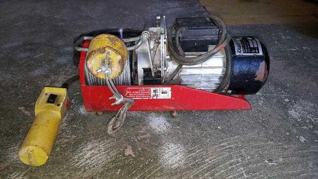 Wciągnik elektryczny SHZ 500