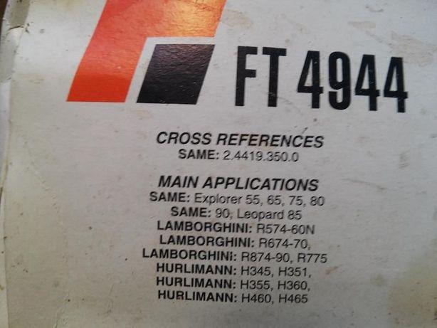 Filtro óleo Novo p trator Same, Lamborguini, Hurlimann