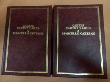 Cartas particulares a Marcello Caetano, 1 e 2 volumes