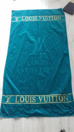 Sprzedam ręcznik LV plażowy gruby