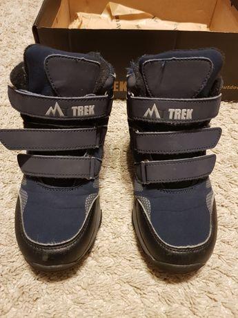 Buty zimowe  dla chłopczyka