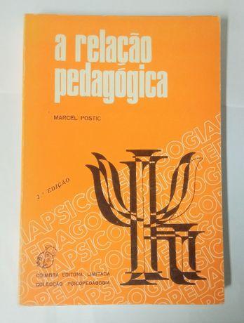 A Relação Pedagógica, de Marcel Postic