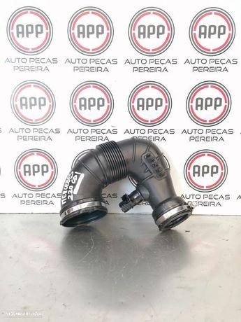Tubo admissão de turbo Mercedes W204 220 CDI de 2011 referência  A6510900337.