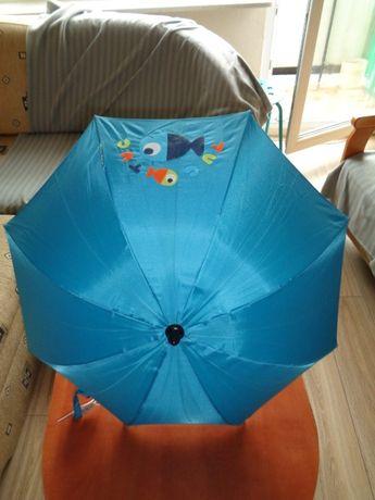 TUC TUC hiszpańska parasolka do wózka haft różne kolory filtr UV