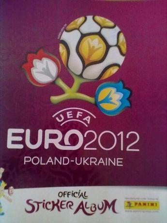 Euro 2012 lote de cromos - TROCA
