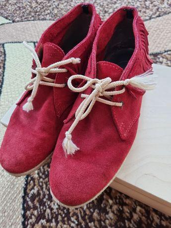 Туфлі оксфорди р.39