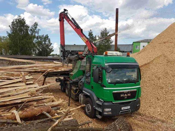 Duzy rebak wynajem CALA POLSKA rembak zrebka zrembka biomasa recykler