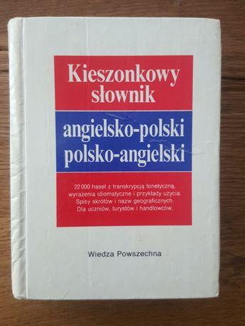 Słownik angielsko-polski polsko-angielski - J. Jaślan, J. Stanisławski