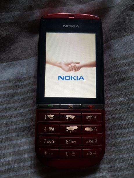Nokia 300 asha Uszkodzona