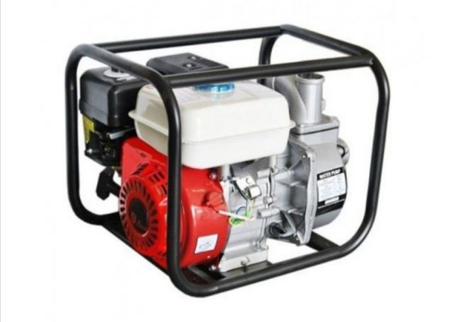 Motobomba LINEA HD (MOTOR 6.5HP) Gasolina 2 Polegadas e 3 polgadas
