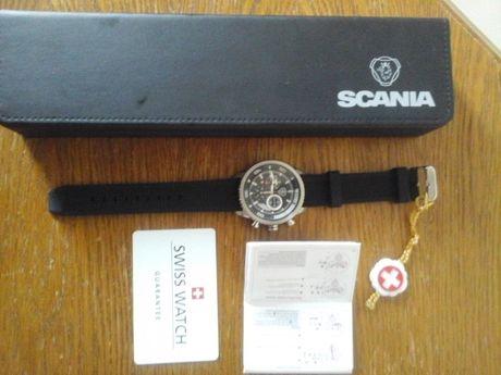 Zegarek Szwajcarski SCANIA