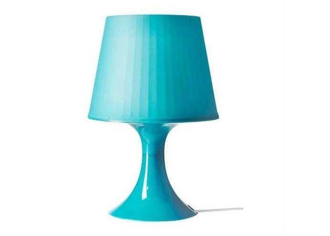 lampka niebieska Ikea