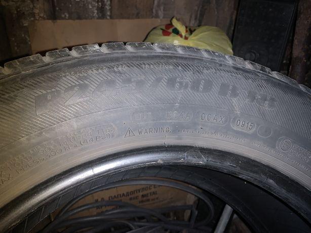Michelin latitude tour hp 245 60 r18