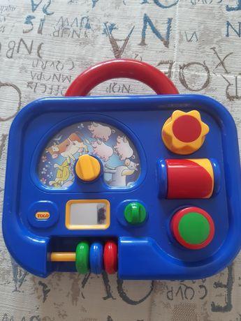 Дитячий ігровий центр у формі валізки Tolo