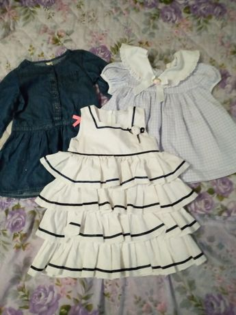 Платья для девочки.