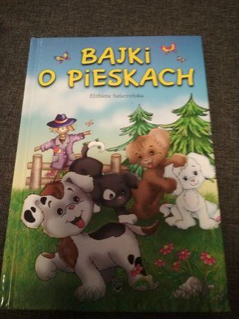 """""""Bajki o pieskach"""" Elżbieta Safarzyńska"""