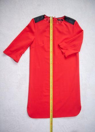 Продам свое красное платье Kira Plastinina,размер XS