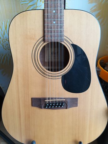 Gitara akustyczna 12 -strunowa
