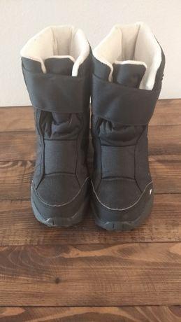 buty zimowe, śniegowce Quechua r.35